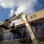 グラスバレー新店舗 LED看板